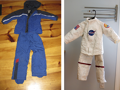 quick homemade astronaut costume - photo #10